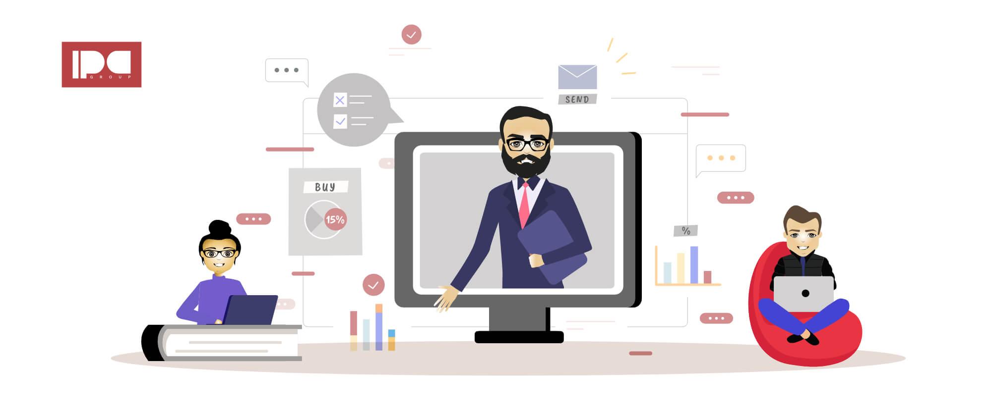 Aplicaciones para reunión virtual