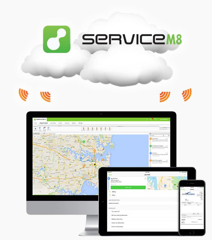 ServiceM8 Cloud Accessibility