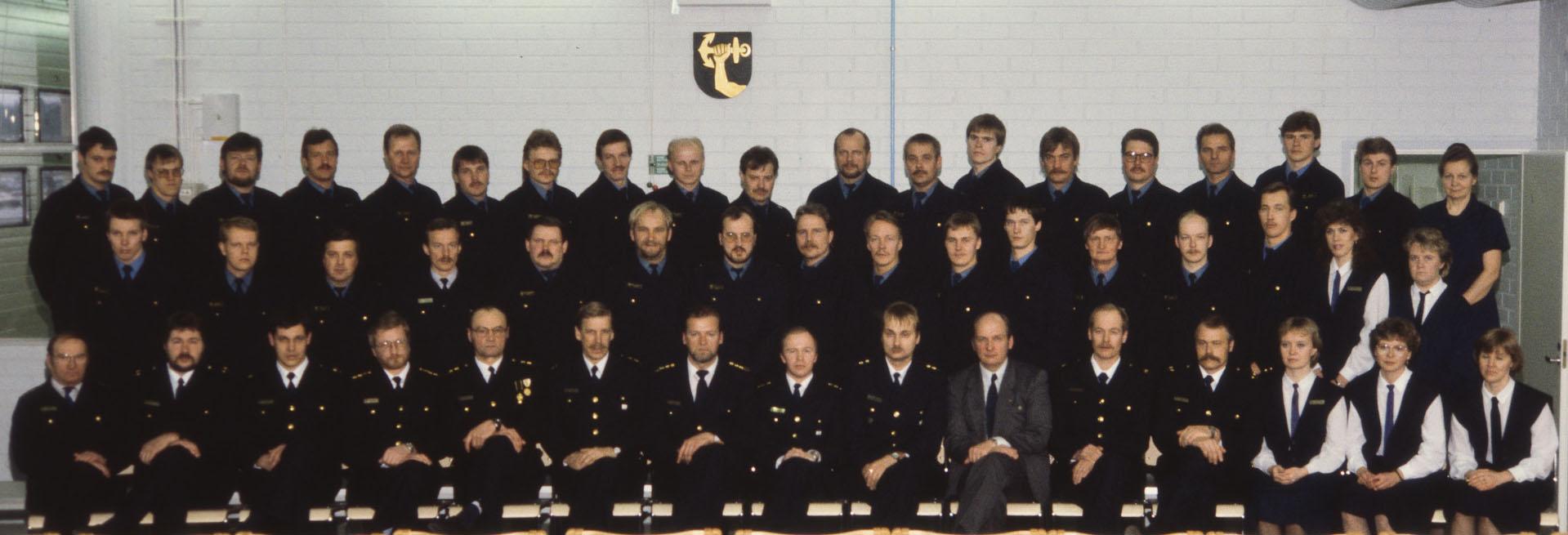 Palopäällikkö Palkka