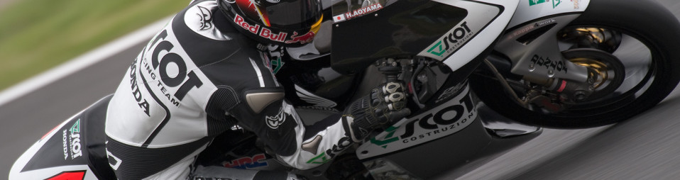 Red Bull superbike race