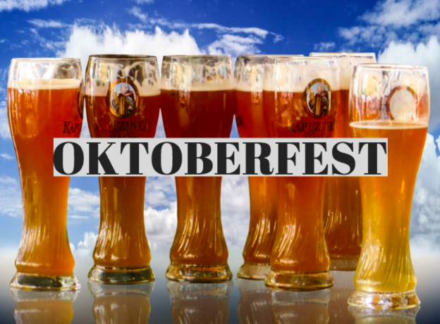 Oktoberfest in Monterey Bay