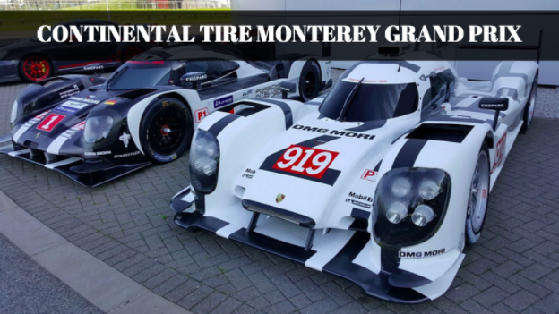 Continental Tire Monterey Grand Prix