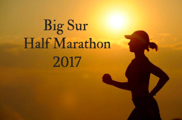 Big Sur Half Marathon 2017