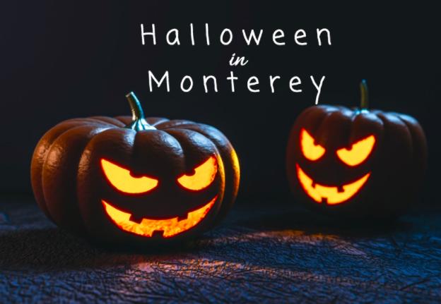 Halloween in Monterey