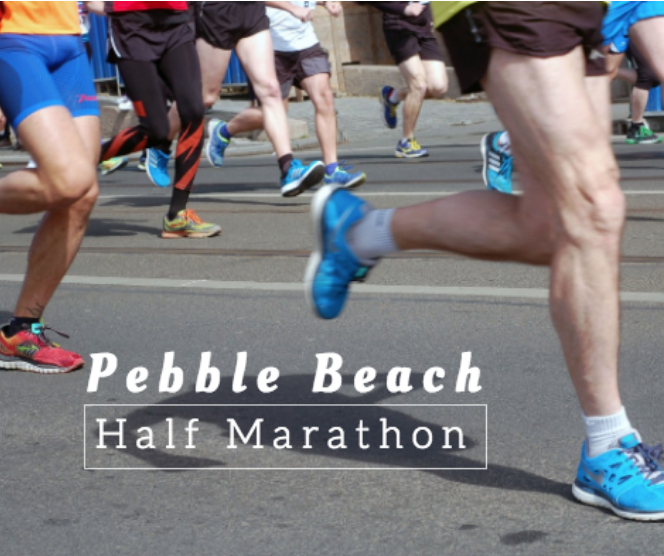 pebble beach half marathon