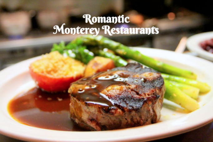 romantic restaurants monterey ca