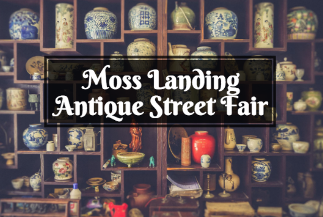moss landing antique fair