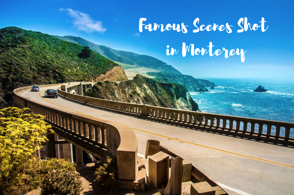 what famous movies took place in monterey ca