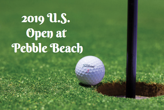 U.S. Open Pebble Beach 2019