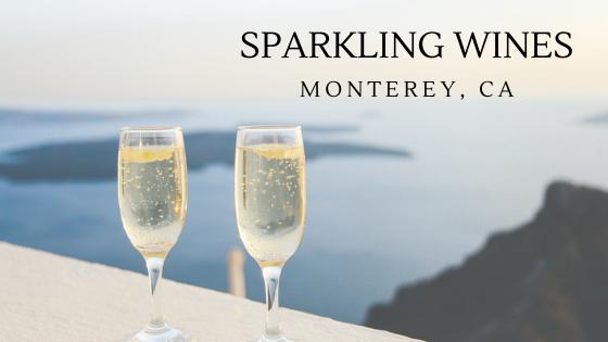 best Monterey sparkling wines