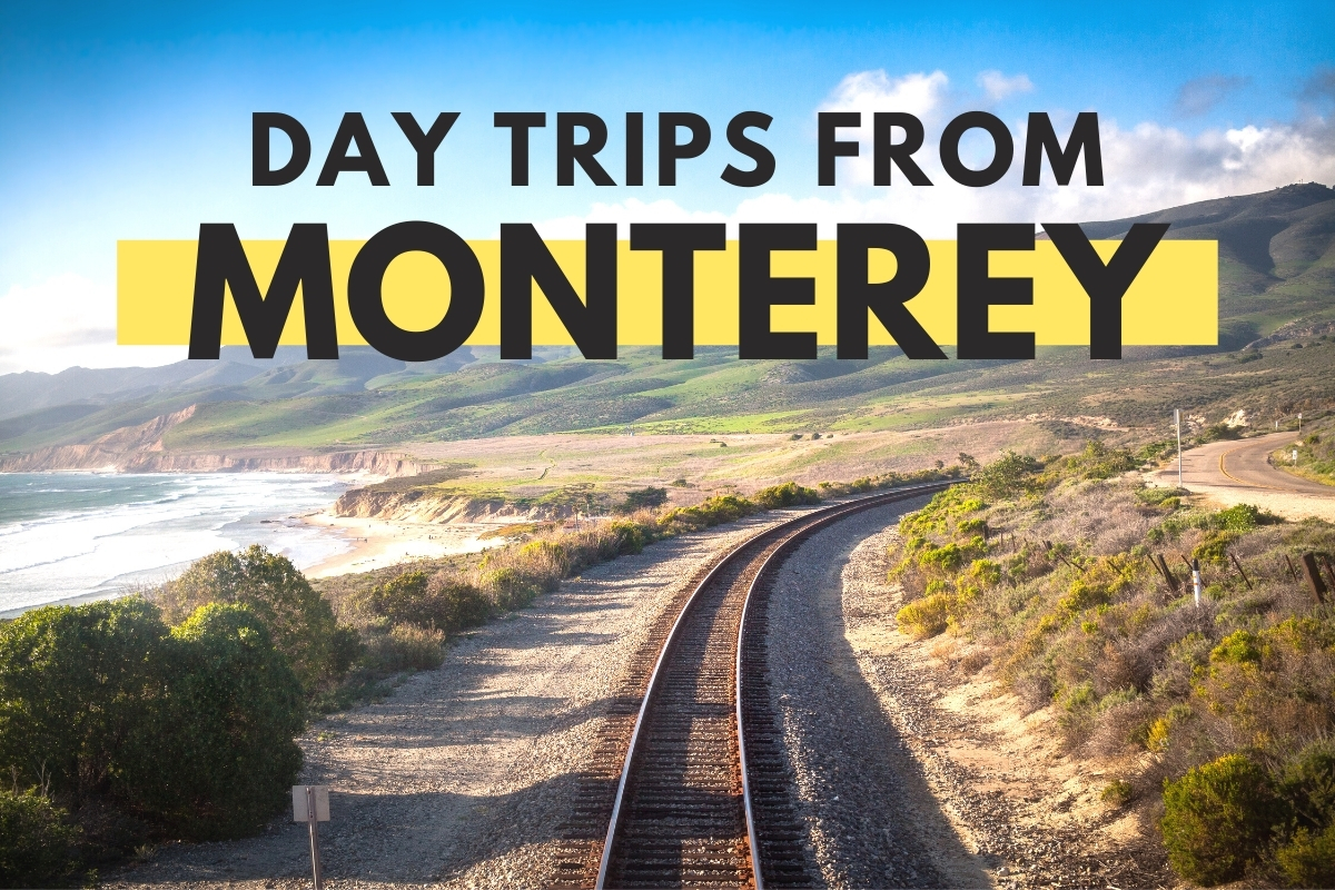 Central California Coast Railroad - Day Trips from Monterey