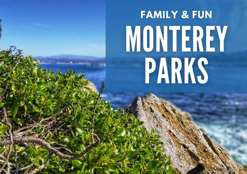 Lovers Point Park - Family & Fun Monterey Parks