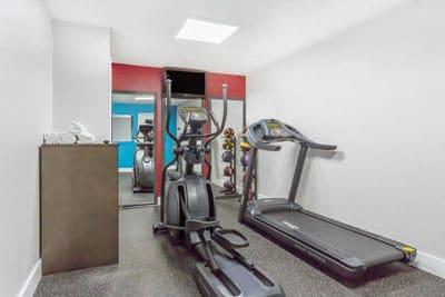 Ramada Monterey Fitness Center