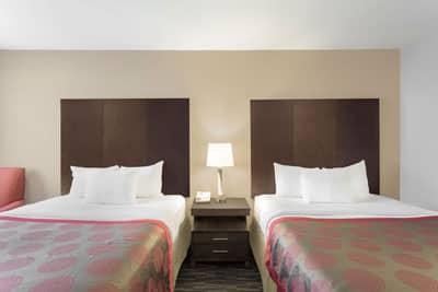Ramada Monterey Two Queen Bedroom