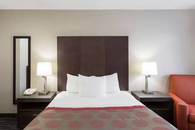 Ramada Monterey One Queen Bedroom