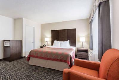 Ramada Monterey One King Bed