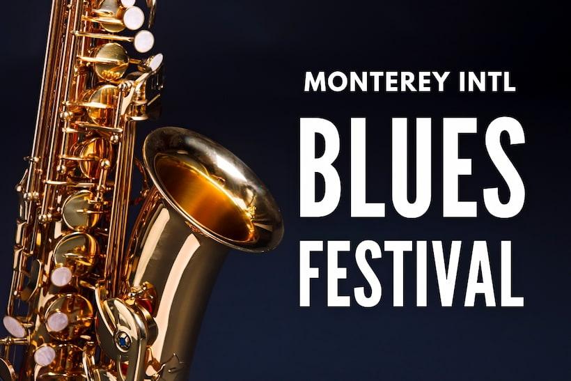 Saxophone - Monterey Intl Blues Festival