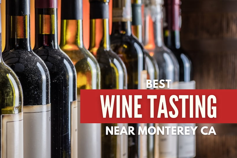 Wine Bottles - Best Wine Tasting near Monterey, CA