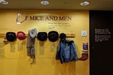Exhibition at National Steinbeck Center