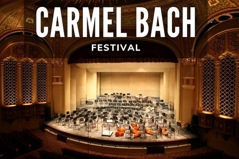 Carmel Bach Festival - Concert Hall