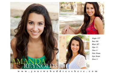 Headshots & Comp Cards