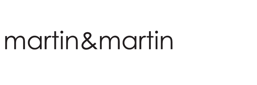 Martin&Martin Design Logo