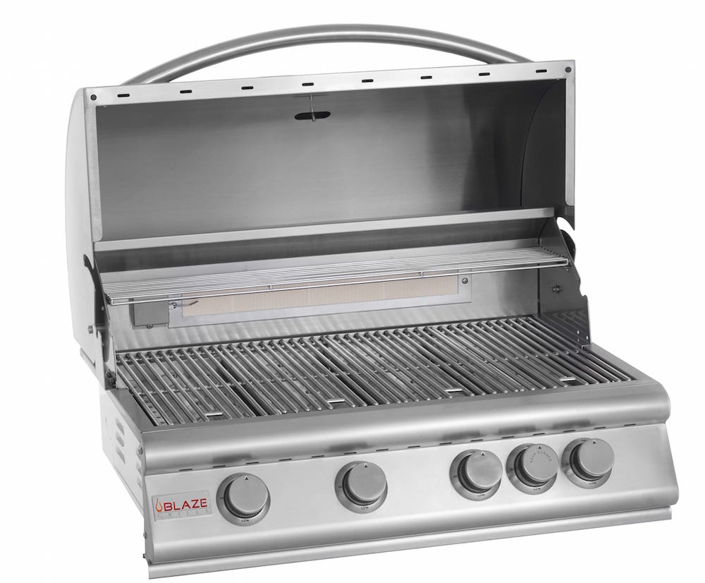 "4 Burner Blaze Grill 32"" Natural Gas"