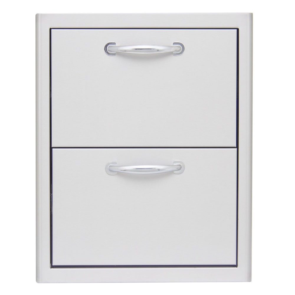 Blaze Double Drawer Set