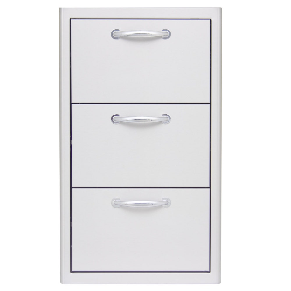 Blaze Triple Drawer Set
