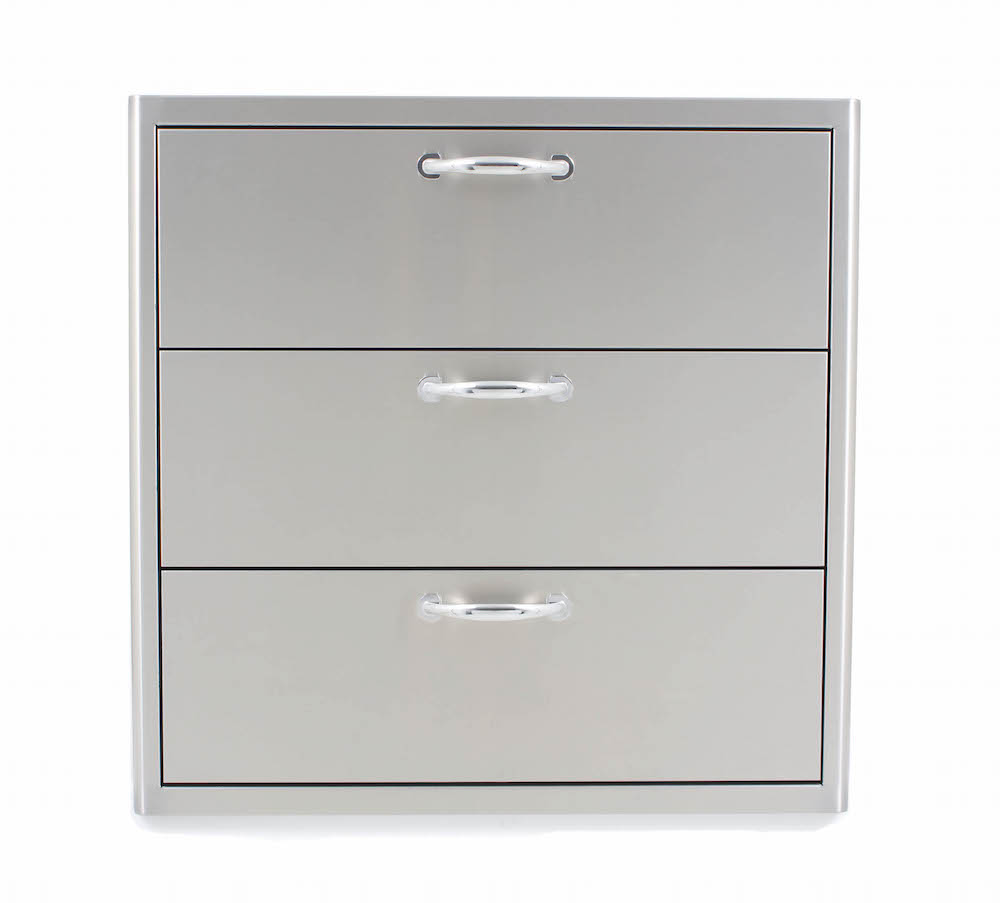 "Blaze 30"" Triple Access Drawer"