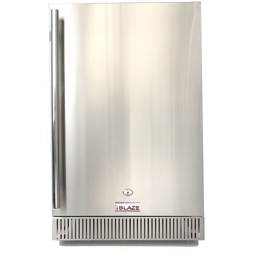 Outdoor Rated Stainless Fridge