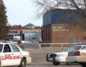 Red Lake School Shooting