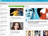 Mashable interface