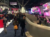 e-marketing associates at CES