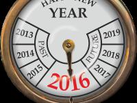 2016 clock