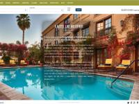 sunset plaza hotel website