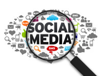 social media under the magnifying glass