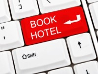 metasearch book hotel button on keyboard