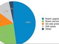 pie chart hotel study