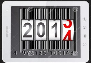 2013 turning into 2014