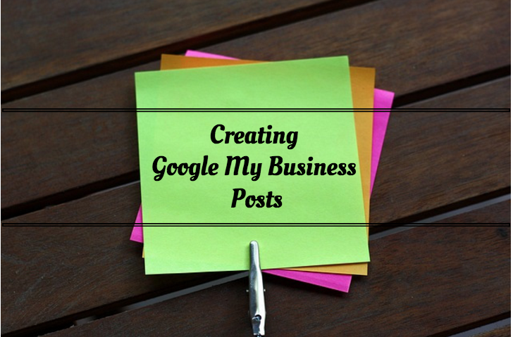 Creating Google My Business Posts