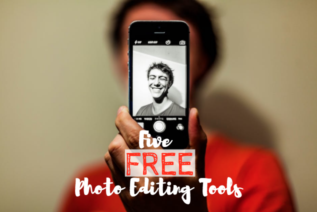 5 Free Photo Editing Tools