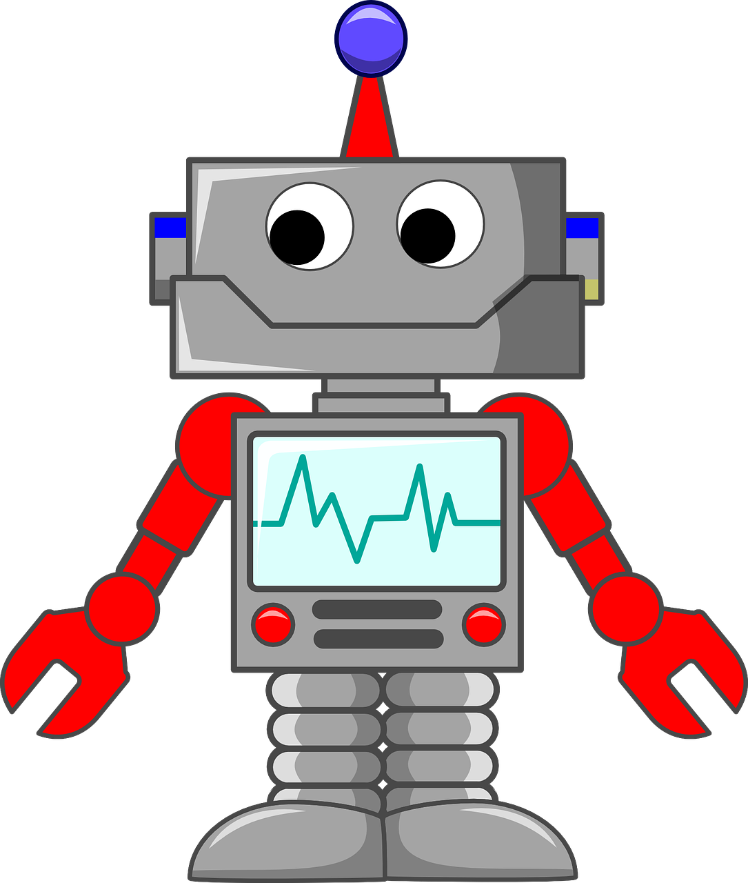 robot for automating scripts