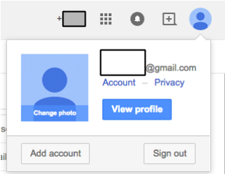 google my business page avatar