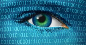 big data all seeing eye