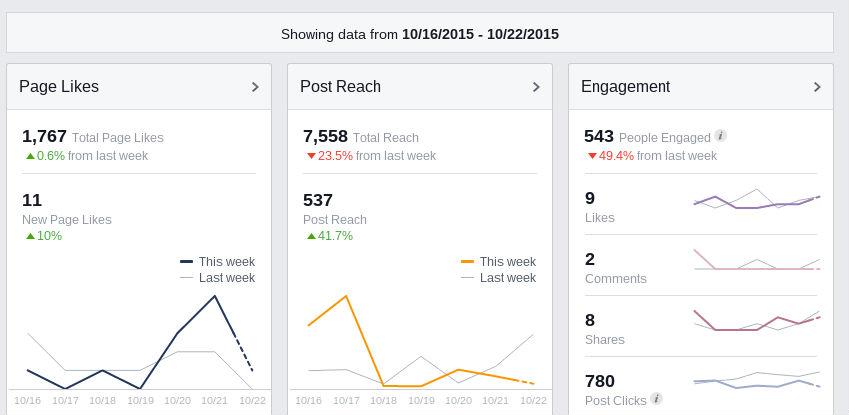 facebook insight 1