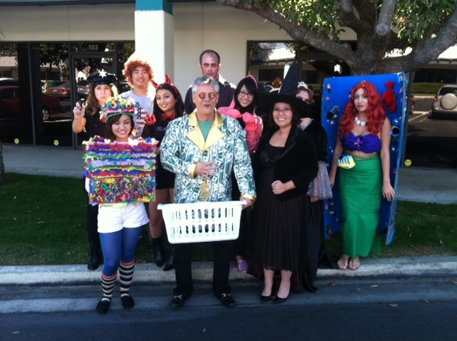 e-marketing associates halloween