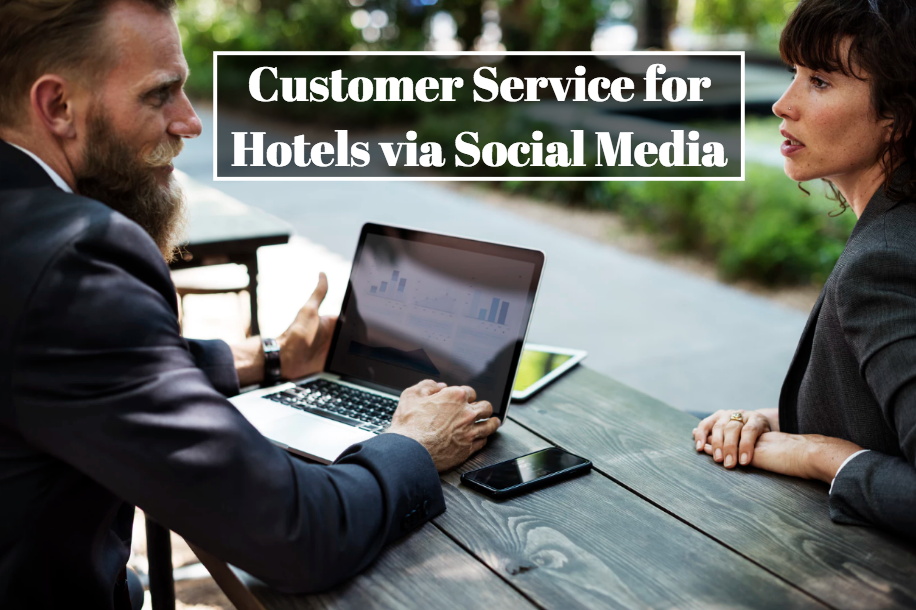 Customer Service for Hotels via Social Media