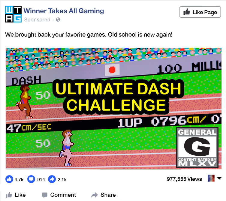 Games on Facebook