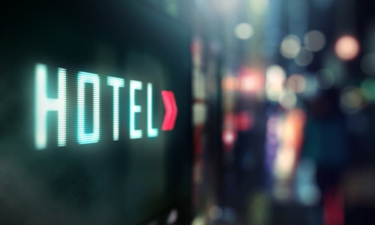 hotel advertising
